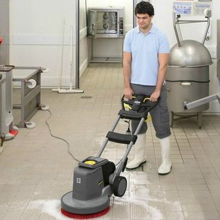 Karcher Floor Scrubber / Polisher 432mm - Single Disc